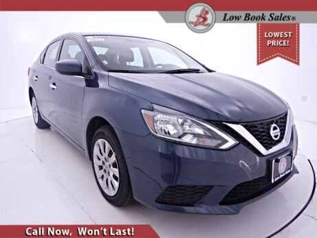 2017_Nissan_SENTRA_SV_ Salt Lake City UT