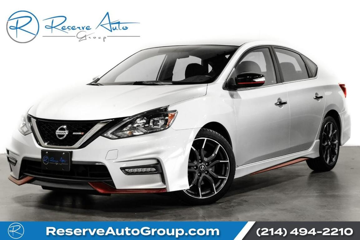 2017 Nissan Sentra NISMO Navigation BackUp Cam Heated Seats The Colony TX