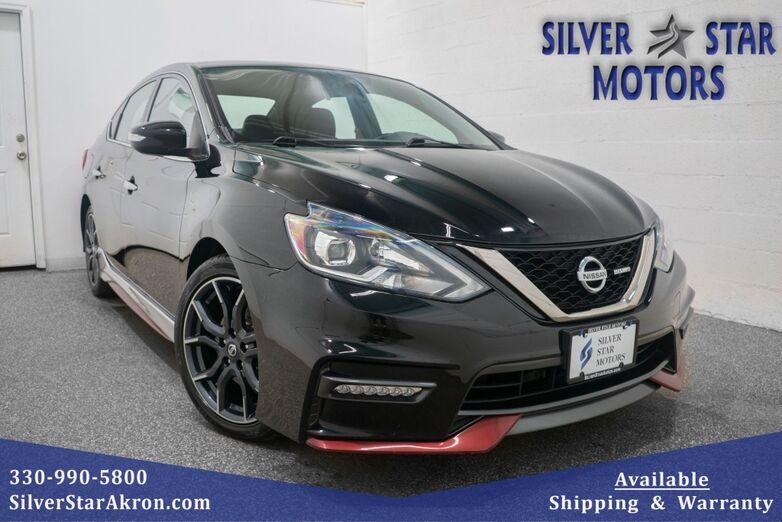 2017 Nissan Sentra NISMO Tallmadge OH