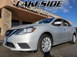 2017_Nissan_Sentra_S CVT_ Colorado Springs CO
