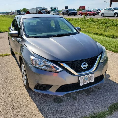 Used Cars Dubuque >> 2017 Nissan Sentra S Cvt