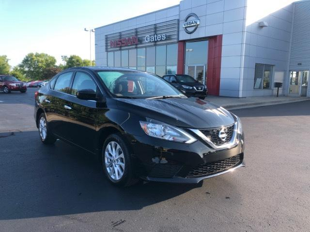 2017 Nissan Sentra S CVT Lexington KY