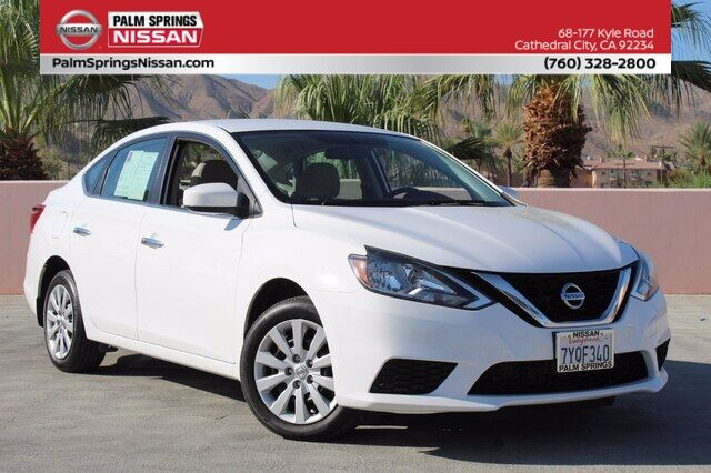 2017 Nissan Sentra S Cathedral City CA