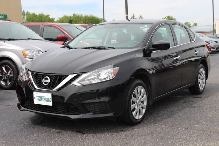 2017 Nissan Sentra S Fort Wayne Auburn and Kendallville IN