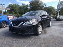 2017_Nissan_Sentra_S_ Gainesville FL