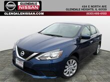 2017_Nissan_Sentra_S_ Glendale Heights IL