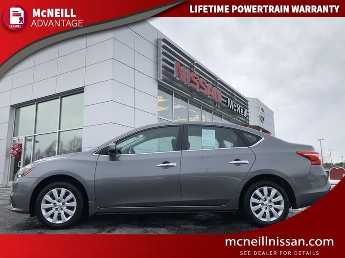 2017 Nissan Sentra S High Point NC