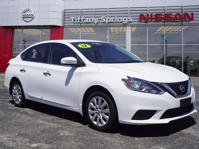 2017 Nissan Sentra S Kansas City KS