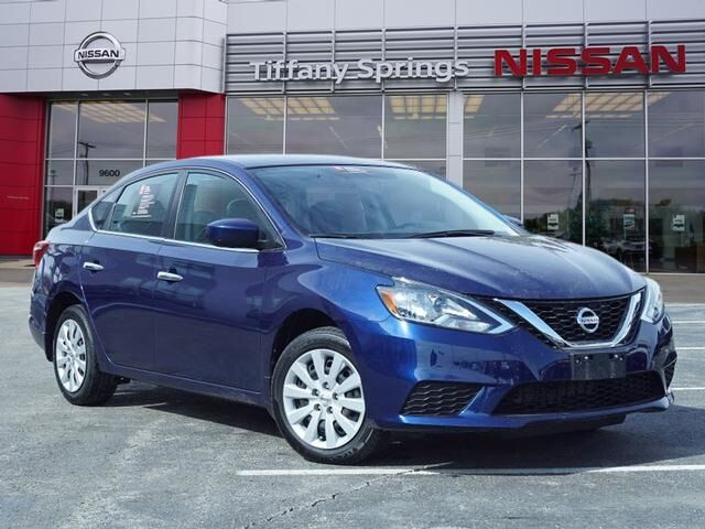 2017 Nissan Sentra S Kansas City MO
