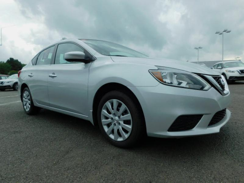 2017 Nissan Sentra S Knoxville TN