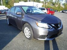 2017_Nissan_Sentra_S_ Manchester MD