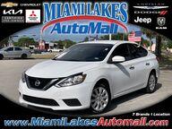 2017 Nissan Sentra S Miami Lakes FL