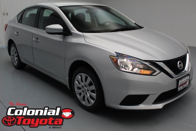 2017 Nissan Sentra S Milford CT