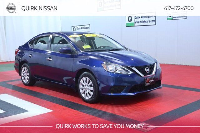 2017 Nissan Sentra S Quincy MA