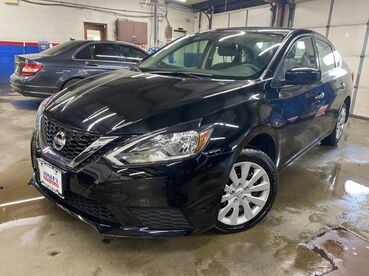 2017_Nissan_Sentra_S_ Worcester MA
