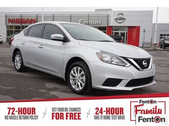 2017_Nissan_Sentra_S_ Knoxville TN