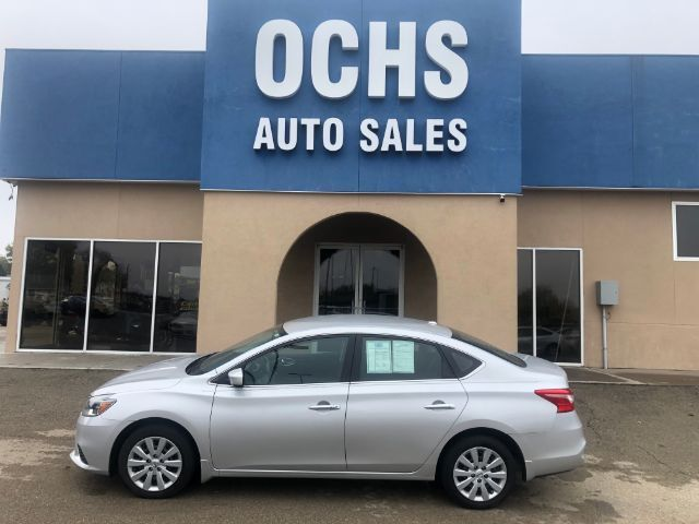 2017 Nissan Sentra SL Perryville MO