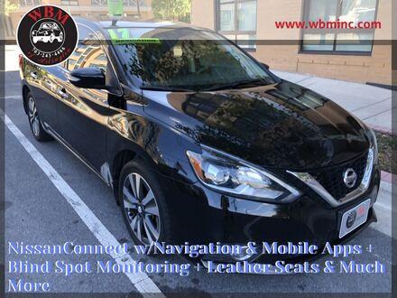 2017_Nissan_Sentra_SL Sedan 4D_ Arlington VA