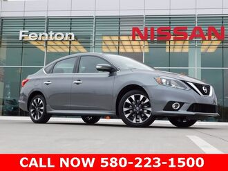 2017_Nissan_Sentra_SR_ Ardmore OK