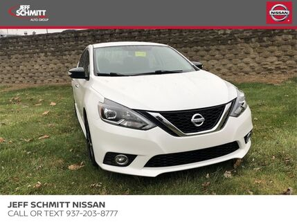 2017_Nissan_Sentra_SR_ Beavercreek OH