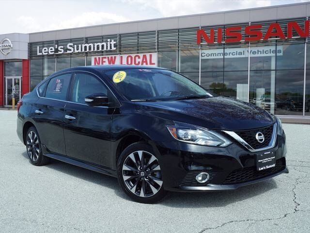 2017 Nissan Sentra SR CERTIFIED Lee's Summit MO