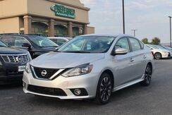 2017_Nissan_Sentra_SR_ Fort Wayne Auburn and Kendallville IN