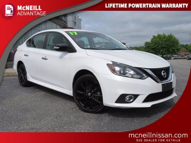 2017 Nissan Sentra SR High Point NC