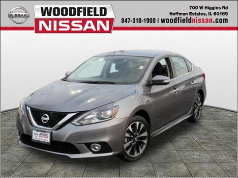 2017_Nissan_Sentra_SR_ Hoffman Estates IL