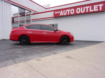 2017_Nissan_Sentra_SR_ Richmond KY