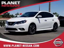 2017_Nissan_Sentra_SR Turbo with GPS Navigation_ Las Vegas NV