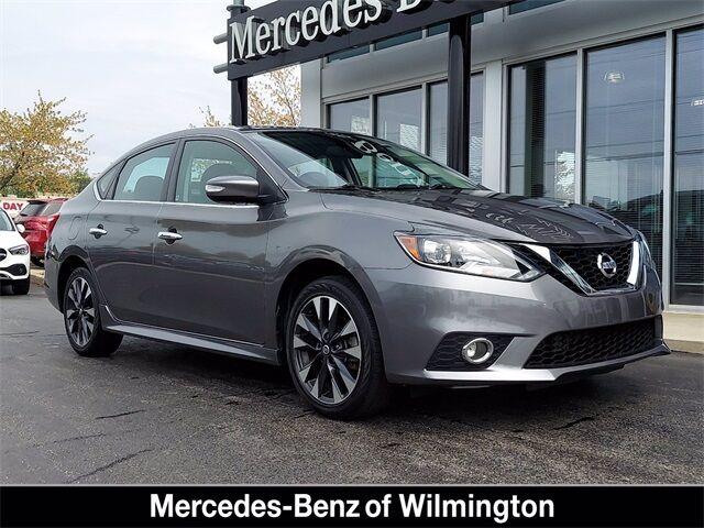 2017 Nissan Sentra SR Wilmington DE