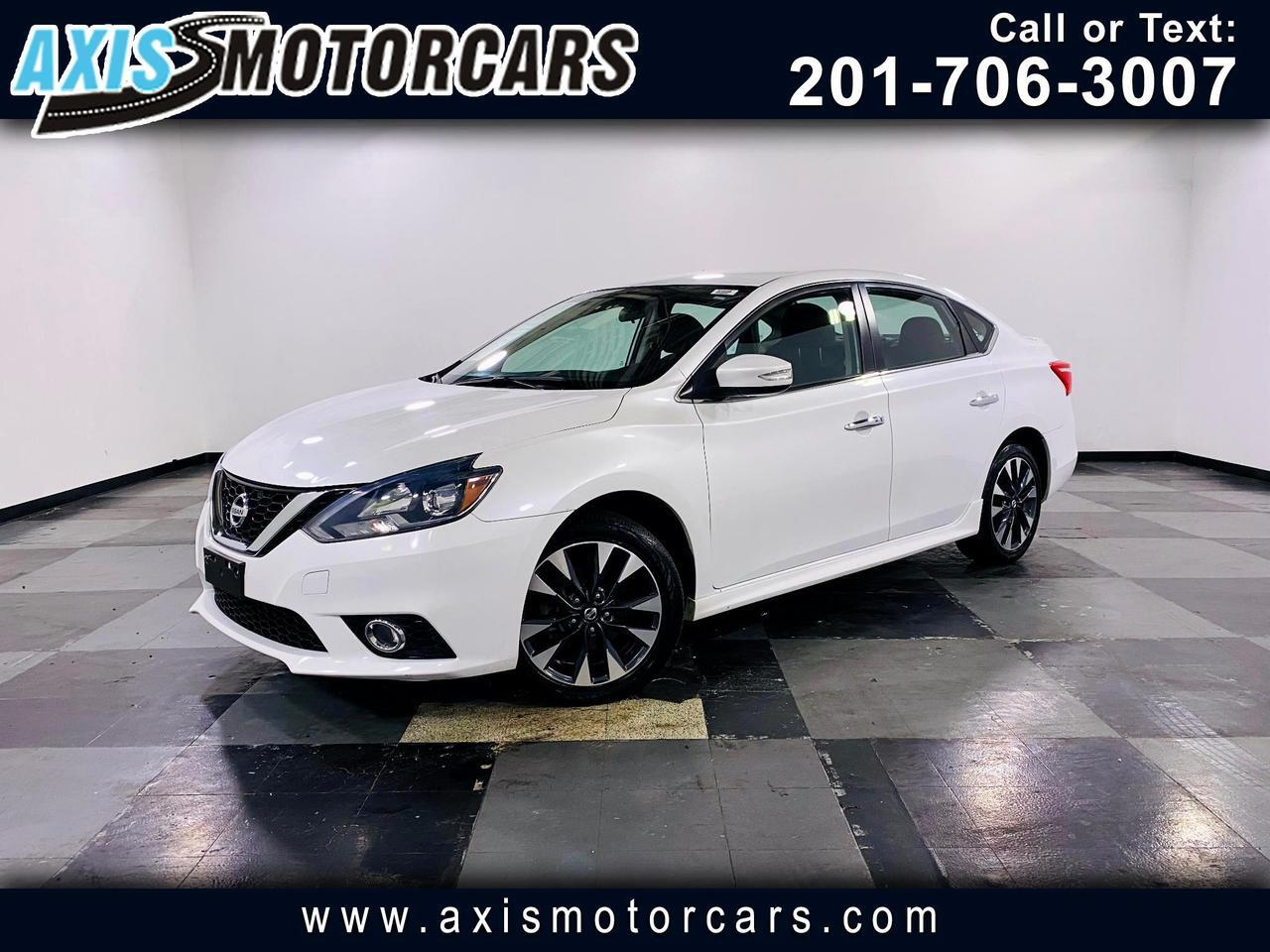 2017 Nissan Sentra SR w/Backup Camera Jersey City NJ