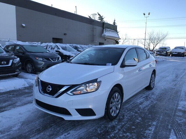 2017 Nissan Sentra SV | HEATED SEATS | BLUETOOTH | *GREAT DEAL* Calgary AB