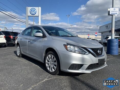 2017_Nissan_Sentra_SV ** ONE OWNER ** GREAT ON GAS **_ Salisbury MD
