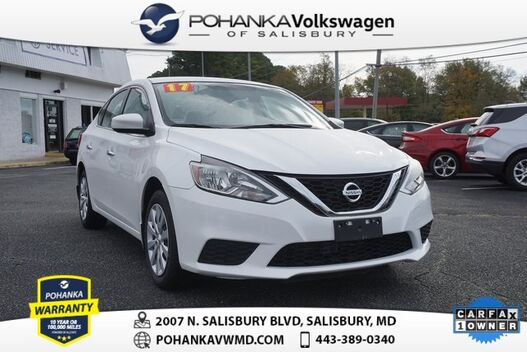2017_Nissan_Sentra_SV ** PRICED TO SELL ** GUARANTEED FINANCING **_ Salisbury MD