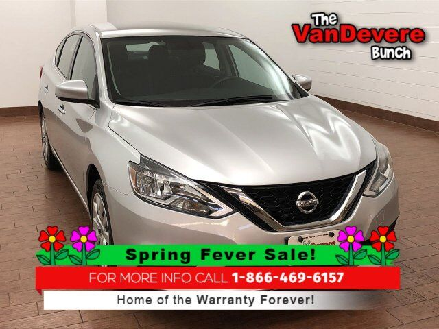 2017 Nissan Sentra SV Akron OH