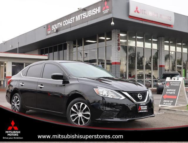 2017 Nissan Sentra SV Costa Mesa CA