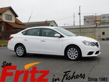2017_Nissan_Sentra_SV_ Fishers IN