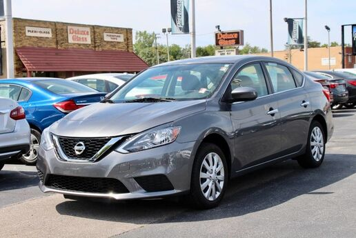 2017 Nissan Sentra SV Fort Wayne Auburn and Kendallville IN