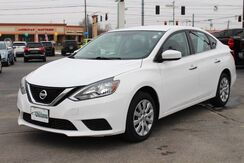 2017_Nissan_Sentra_SV_ Fort Wayne Auburn and Kendallville IN