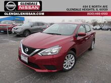 2017_Nissan_Sentra_SV_ Glendale Heights IL