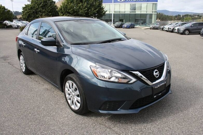 2017 Nissan Sentra SV Heated seats, Backup camera,Bluetooth, power options. Kelowna BC