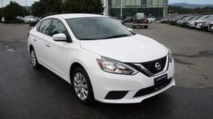 2017 Nissan Sentra SV Heated seats,Backup camera, Bluetooth,Push button start. Penticton BC