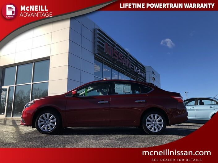 2017 Nissan Sentra SV High Point NC