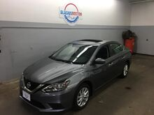 2017_Nissan_Sentra_SV_ Holliston MA