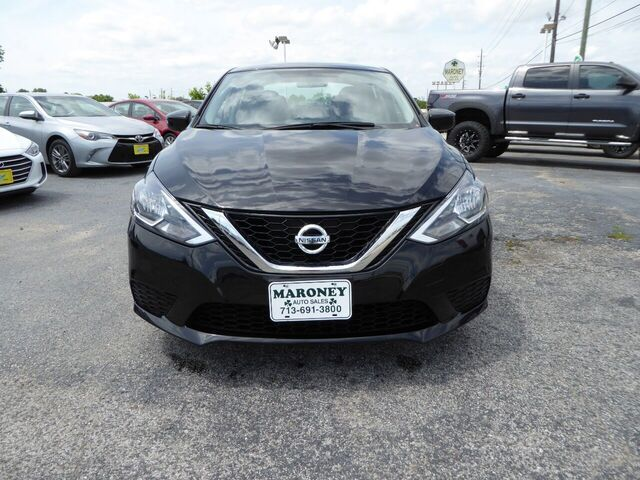 2017 Nissan Sentra SV Houston TX
