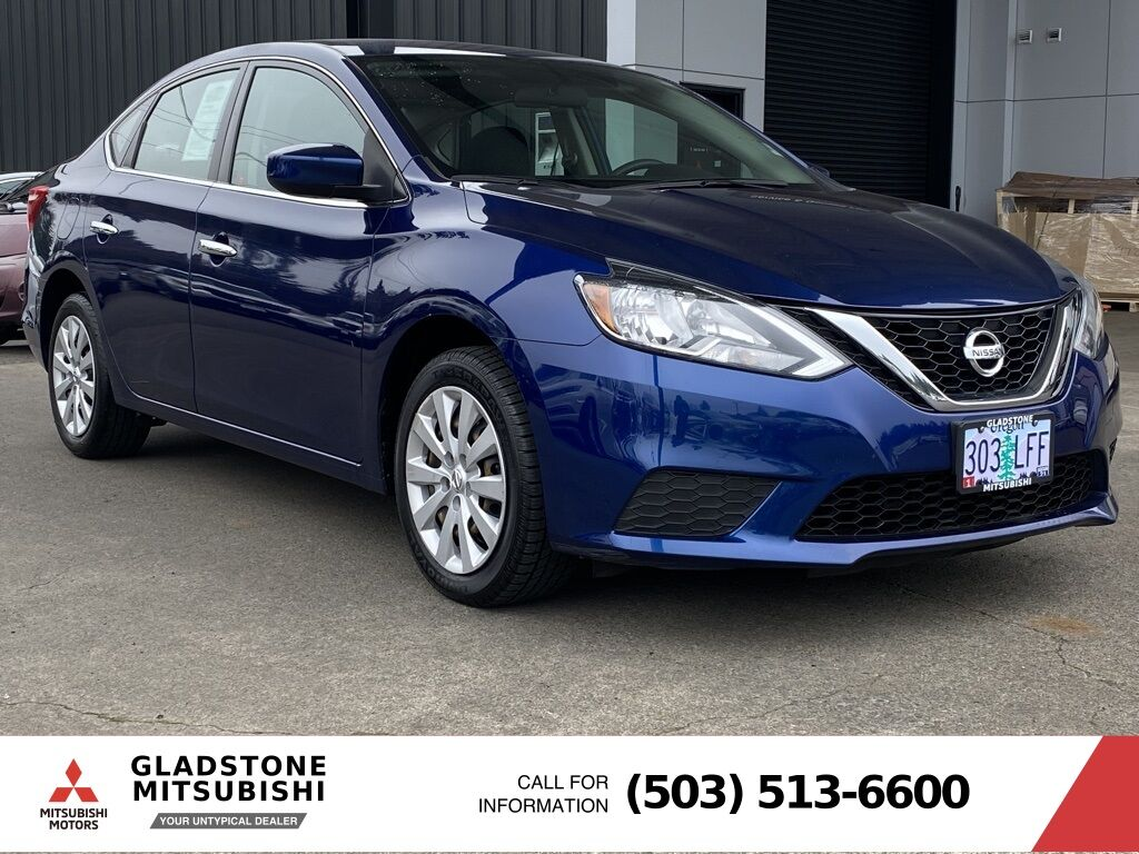 2017 Nissan Sentra SV Milwaukie OR