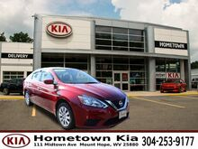 2017_Nissan_Sentra_SV_ Mount Hope WV
