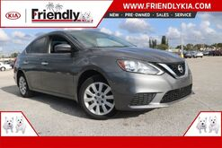 2017_Nissan_Sentra_SV_ New Port Richey FL