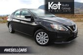 2017 Nissan Sentra SV, No Accidents, Heated Front Seats